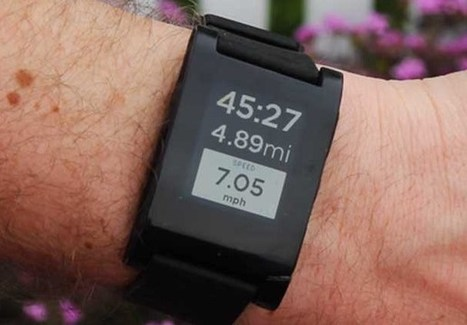 Berg Insight: 8.3M wearable devices were sold in 2012 | Technology & Business | Scoop.it