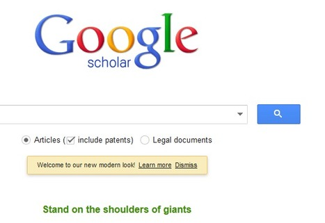 Google Scholar | Specialty Search Engines | Scoop.it
