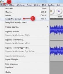 Pedago-tic | Réaliser un podcast : étape 3 – Enregistrer et modifier ... | Audacity | Scoop.it