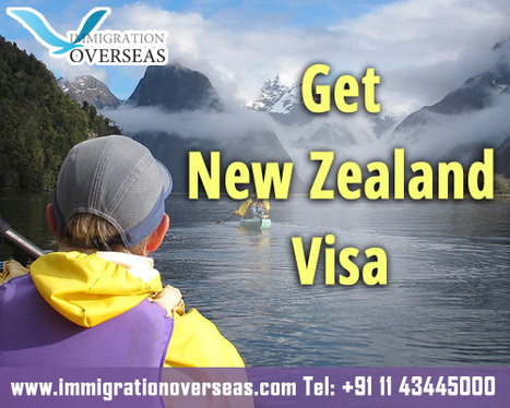 Apply Immigration to New Zealand from India with Experts   Immigration Overseas: Global Immigration Visa Service Provider   Scoop.it