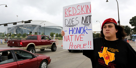 How The Washington Football Team Creates A Hostile Environment For Native American Students | 500 Nations | Scoop.it