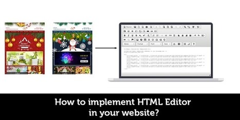 How to implement HTML Editor in your website? - Brightlivingstone.com   Brightlivingstone.com   Scoop.it