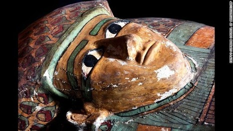 Egypt dig unearths 3,600-year-old mummy | Ancient Mysteries | Scoop.it