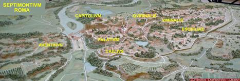 Septimontium (siete colina de Roma) | EURICLEA | Scoop.it