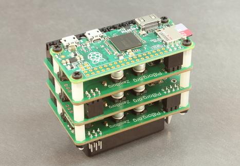 ZeroBorg: teeny tiny robotics from PiBorg - Raspberry Pi   Arduino, Netduino, Rasperry Pi!   Scoop.it