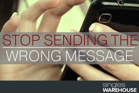 Stop sending the wrong message on dating websites by @DetroitDate | | dating | Scoop.it