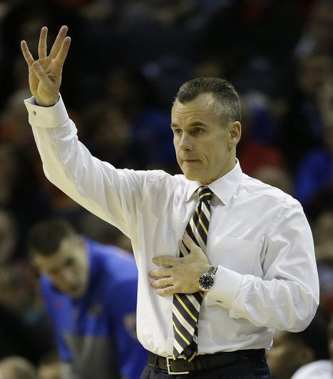 Bohls: Florida's Donovan rises to top of power coaching list - Austin American-Statesman | Coaching | Scoop.it