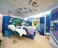 Spain hospital's 'spaceship' MRI puts kids at ease | Family Life In Spain | Scoop.it