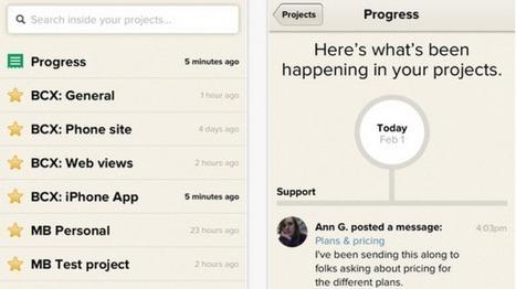 10 applications mobiles pros pour optimiser son temps - FrenchWeb ... | Solutions pour l'environnement de travail | Scoop.it