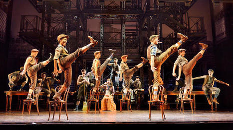 Composer Alan Menken explains how 'Newsies' became a stage dynamo | theatre | Scoop.it