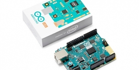 Intel Corporation (INTC), Arduino Unveil Development Board for Next Generation ... - Opptrends | Raspberry Pi | Scoop.it