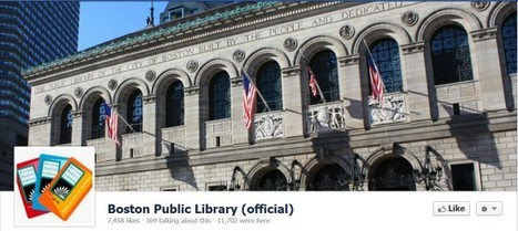 Musings about librarianship: What are library facebook pages using as cover photos? A survey | More TechBits | Scoop.it