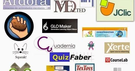 Las TIC y su utilización en la educación : 20 Herramientas para crear actividades educativas interactivas | TBL & ICT | Scoop.it