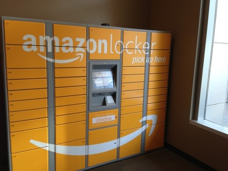 Wal-Mart to test new in-store locker service, following in Amazon's footsteps   I can explain it to you, but I can't understand it for you.   Scoop.it