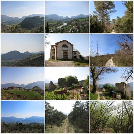 Cesane: Il sentiero 138 ed il villaggio di San Bartolomeo di Gaifa | Le Marche un'altra Italia | Scoop.it