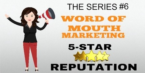 Using Social Media for Word of Mouth Marketing | Modern Marketing in Today's World | Scoop.it