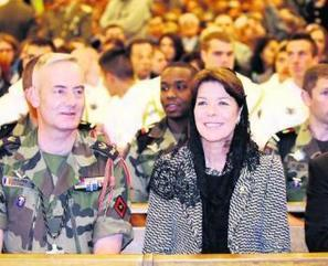 Caroline de Monaco au 55e PMI | Pèlerinage militaire international | Scoop.it