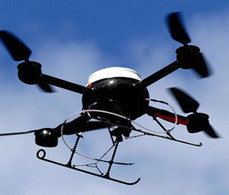 Flying drones watch over farmers' fields - FarmersWeekly | Cultibotics | Scoop.it