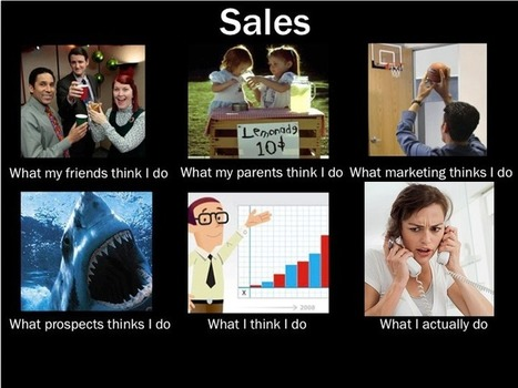 Sales   What I really do   Scoop.it
