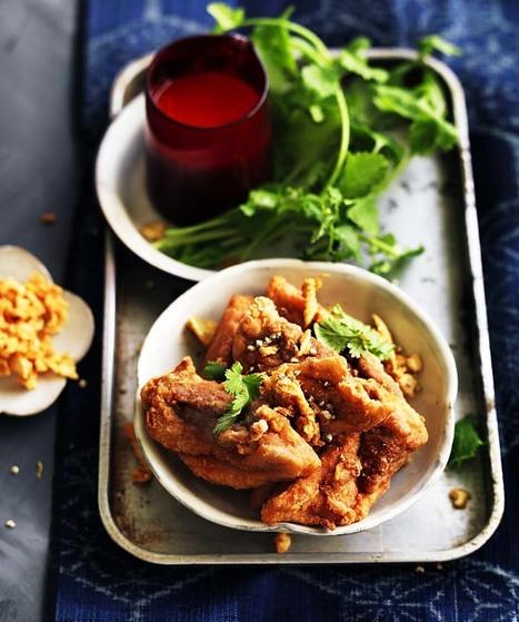 A Thai-style banquet goes very well with Grüner | Grüner Veltliner & More | Scoop.it
