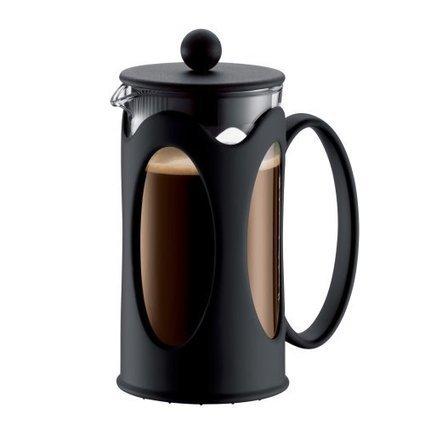Bodum New Kenya 12-Ounce Coffee Press, Black | Best Coffee Makers Reviews | Scoop.it