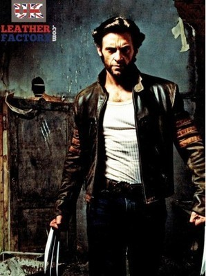 Wolverine Leather Jacket for Men | Leather Jackets | Scoop.it