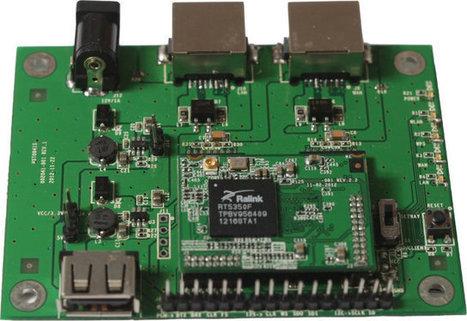 $15 AsiaRF AWM002 & AWM003 Wi-Fi Modules Run OpenWRT, Expose GPIOs | Raspberry Pi | Scoop.it