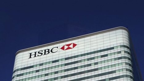 HSBC's savings drive - in 55 seconds - BBC News | Fly to Freedom | Scoop.it