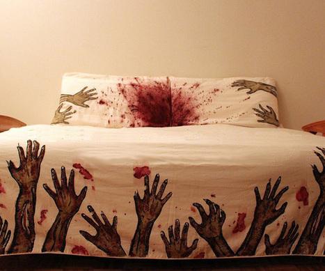 Zombie Apocalypse Bedding - Randowant | Randowant Random Internet Shop | Scoop.it