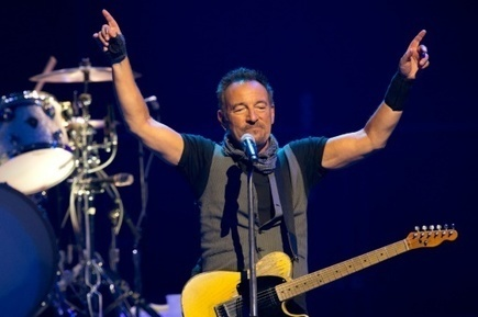 Bruce Springsteen va accompagner son autobiographie de chansons inédites - le Parisien | Bruce Springsteen | Scoop.it