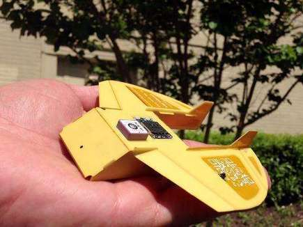 'Cicadas': US military's new swarm of mini-drones | Les robots de service | Scoop.it