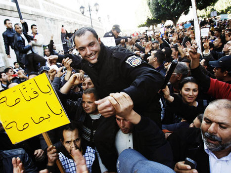 Q & A: What role did social media play in Tunisia's revolution? | Posted | National Post | Coveting Freedom | Scoop.it