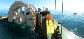 Energie : à la conquête des mers | Eolien-Energies-marines | Scoop.it