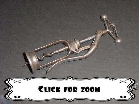 Corkscrew | Les Amis du Tire-bouchon | Scoop.it