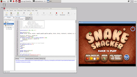 AppGameKit Is a Free Game Creation Toolset for the Raspberry Pi | Raspberry Pi | Scoop.it