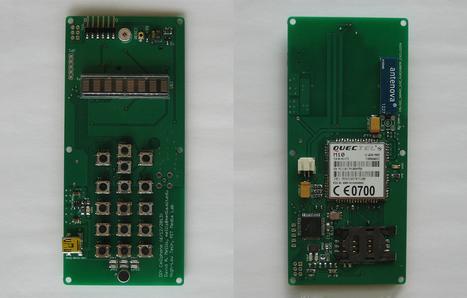 Ya es posible construir tu propio teléfono usando Hardware libre - Gizmología | Tecnologia, Robotica y algo mas | Scoop.it