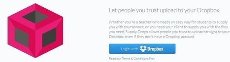 3 astuces pour aller plus loin avec Dropbox | The News of the Web, Design, Social Media and Marketing | Scoop.it