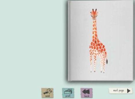 Picture Book Maker: online prentenboekjes maken « Manssen.nl - It's all in the Cloud! | ICT Nieuws | Scoop.it