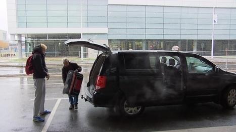 Taxi monopoly at Quebec City airport dismays budget travellers | Pour une gouvernance créatrice de valeurs® | Scoop.it