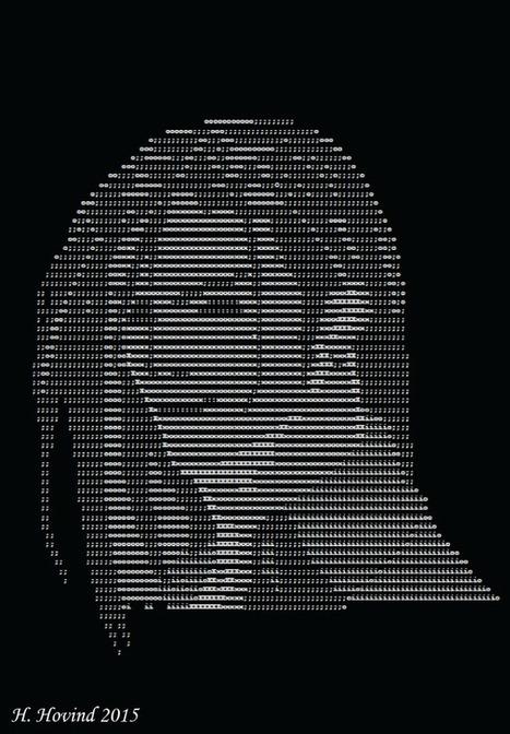 Håkon Hovind on Twitter | ASCII Art | Scoop.it