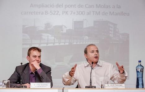 L'ampliació del pont de Can Molas de Manlleu costarà 1,8 milions d'euros | #territori | Scoop.it