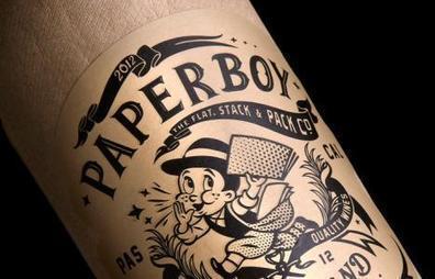 Greenbottle : la bouteille de vin en papier qui... | le Vin : de la stratégie à la communication | Scoop.it