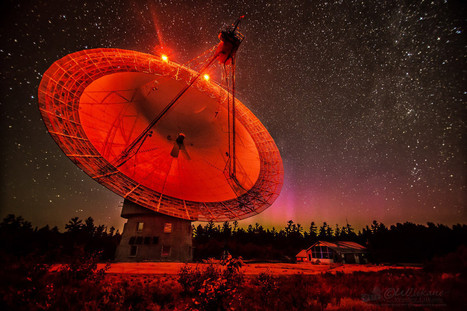 10 Radioactive Satellite and Star Trail Photos | Sizzlin' News | Scoop.it