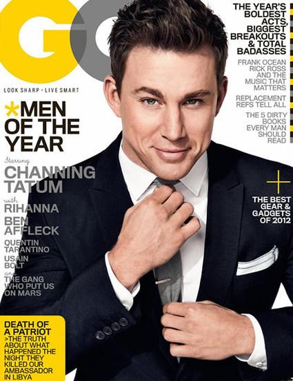 2012 GQ Men of the Year | Ben Affleck Filmmaker | Channing Tatum GQ Cover | homorazzi.com | JIMIPARADISE! | Scoop.it