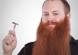 How to Make Your Beard Grow Faster by Male Standard | Man Grooming | Scoop.it