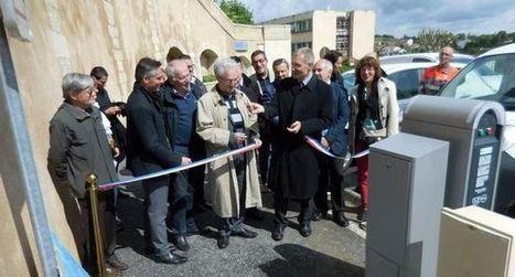 Trois nouvelles bornes électriques | Professionnels du tourisme du Grand Auch | Scoop.it