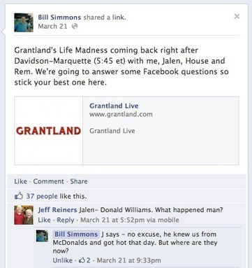 Nouvelle organisation des commentaires sur Facebook - actu facebook | Mikael Witwer Blog | Scoop.it