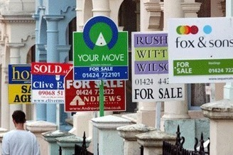 UK house prices rise for second month | Investment Property Direct | Scoop.it