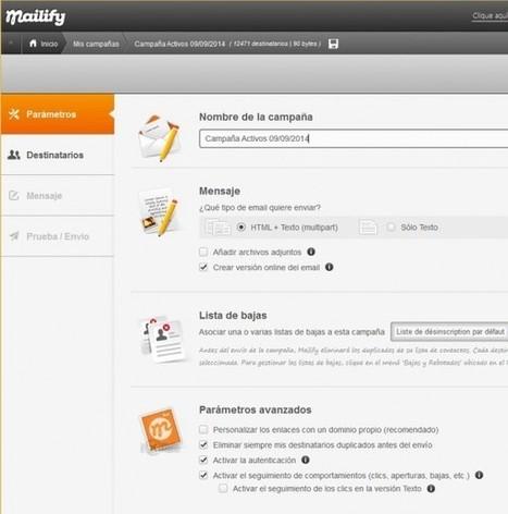 Mailify, una nueva plataforma de email marketing con versión para Windows | Apps Web PC | Scoop.it