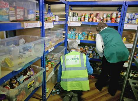 Food poverty in UK has reached level of 'public health emergency', warn experts | Sustain Our Earth | Scoop.it